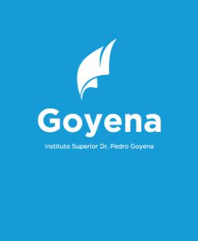 La carrera que buscás está en el Instituto Goyena