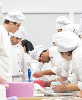 Tecnicatura Superior en Servicios Gastronómicos CHEF
