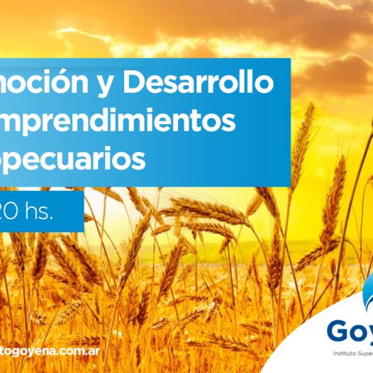 Promoción y Desarrollo de Emprendimientos Agropecuarios