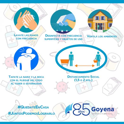 COVID-19: cómo protegerse y proteger a los demás