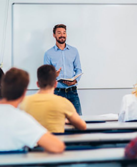 Tramo de Formación Pedagógica – Nivel Superior